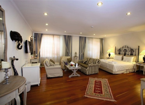 Hotelzimmer mit Kinderpool im DoubleTree by Hilton Bodrum Marina Vista