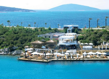 Hotel Hilton Bodrum Turkbuku Resort & Spa in Halbinsel Bodrum - Bild von 5vorFlug