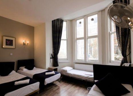 Hotelzimmer mit Restaurant im Oxford Hotel