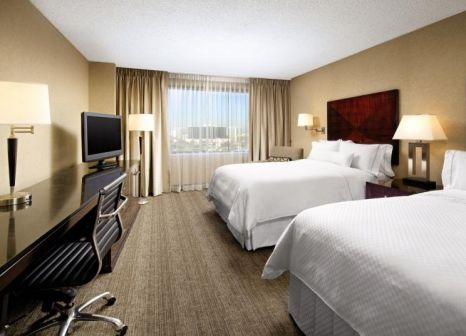 Hotelzimmer mit Golf im The Westin Los Angeles Airport