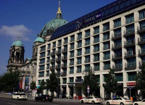 Hotel Radisson Blu Berlin günstig bei weg.de buchen - Bild von 5vorFlug