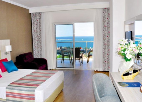 Hotelzimmer mit Fitness im Side Prenses Resort Hotel & Spa