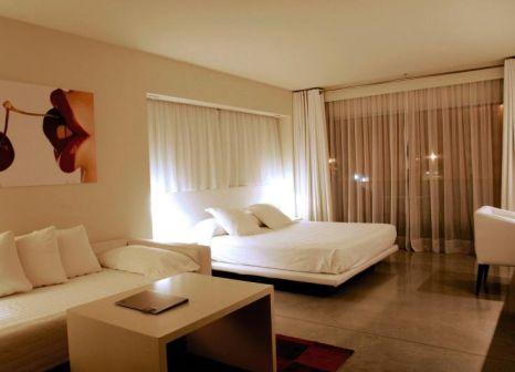 Hotelzimmer mit Fitness im El Hotel Pacha