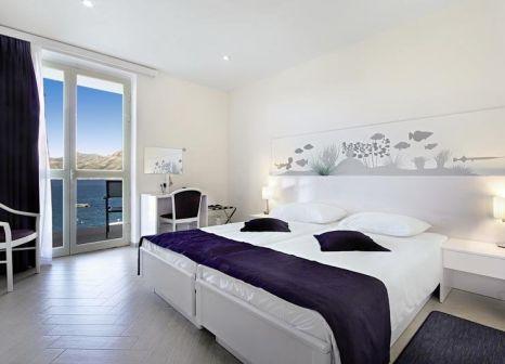 Hotelzimmer mit Volleyball im Hotel Cavtat