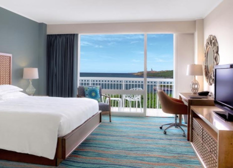 Hotelzimmer mit Volleyball im Dreams Curaçao Resort, Spa & Casino