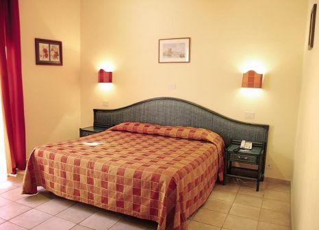 Hotelzimmer mit Golf im Baia del Capitano