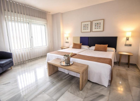 Hotelzimmer mit Golf im Flatotel
