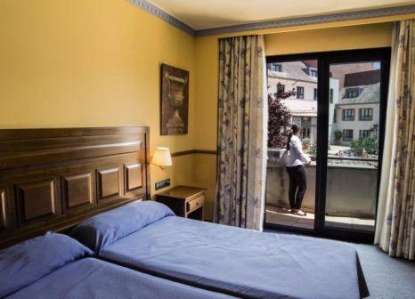 Hotelzimmer mit Mountainbike im Hotel Antequera by Checkin