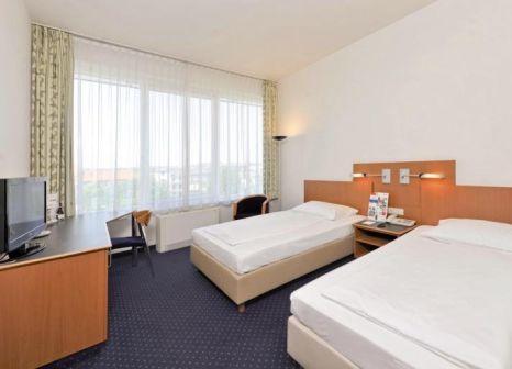 Hotelzimmer mit Fitness im Park Inn by Radisson Hotel Dresden