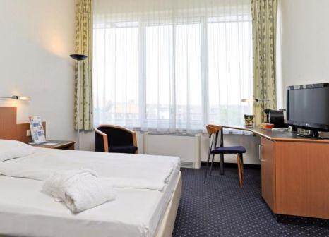 Hotelzimmer mit Mountainbike im Park Inn by Radisson Hotel Dresden