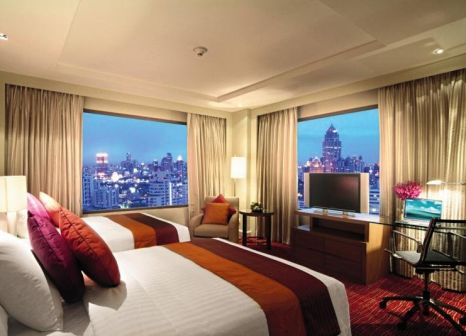 Hotelzimmer mit Pool im Courtyard by Marriott Bangkok