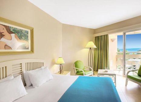 Hotelzimmer mit Yoga im Merville Beach