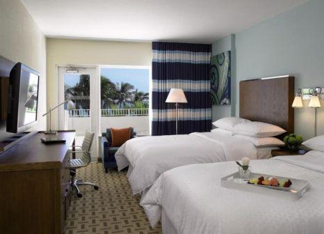 Hotelzimmer mit Fitness im Four Points by Sheraton Miami Beach