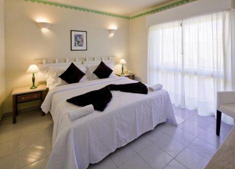 Hotelzimmer mit Mountainbike im Villa Mar Azul