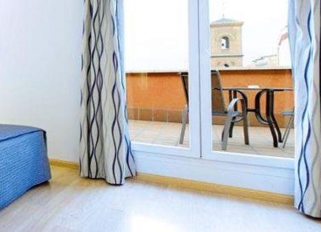 Hotelzimmer mit Whirlpool im Ganivet