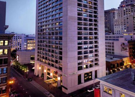 Hotel Grand Hyatt San Francisco günstig bei weg.de buchen - Bild von 5vorFlug
