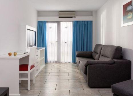 Hotelzimmer mit Tischtennis im Los Dragos del Sur