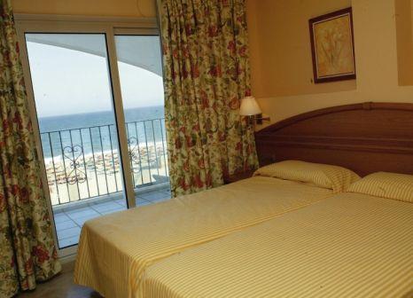 Hotelzimmer mit Volleyball im Bahia Serena