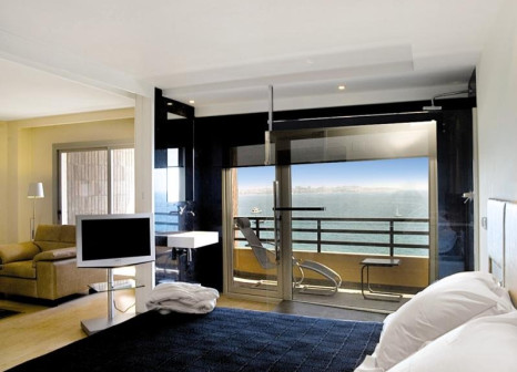 Hotelzimmer mit Fitness im Sercotel Suites del Mar