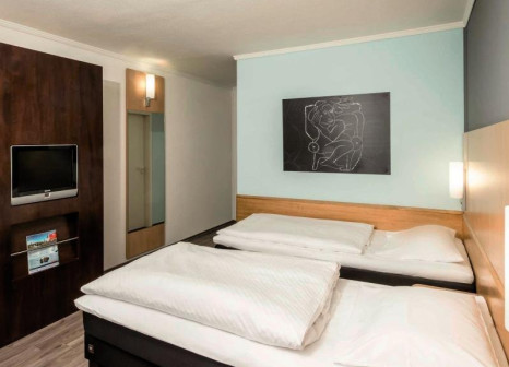 Hotelzimmer mit Internetzugang im Hotel Good Morning Erfurt