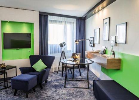 Hotelzimmer mit Sauna im Holiday Inn Stuttgart