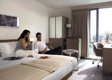 Hotelzimmer mit Aerobic im DoubleTree by Hilton Hotel London - Westminster