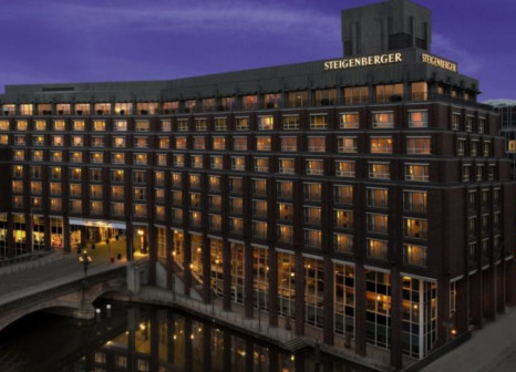 Steigenberger Hotel Hamburg günstig bei weg.de buchen - Bild von 5vorFlug