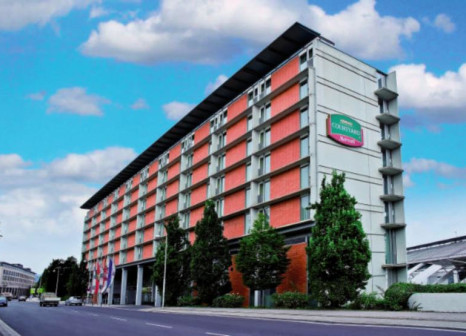 Hotel Courtyard Linz günstig bei weg.de buchen - Bild von 5vorFlug