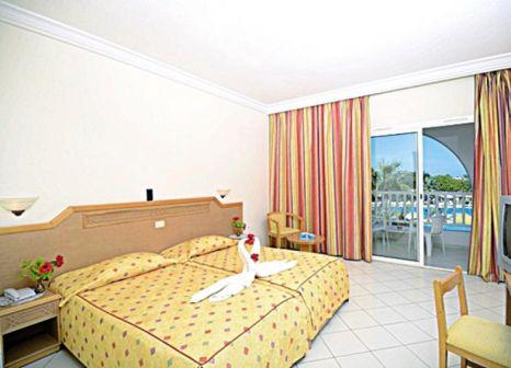 Hotelzimmer mit Mountainbike im Hotel Sidi Mansour Resort & Spa