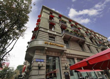 Hotel St. Gotthard günstig bei weg.de buchen - Bild von 5vorFlug