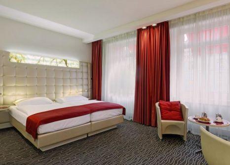 Hotelzimmer mit Whirlpool im St. Gotthard