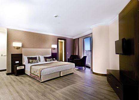 Hotelzimmer mit Mountainbike im Side Alegria Hotel & Spa