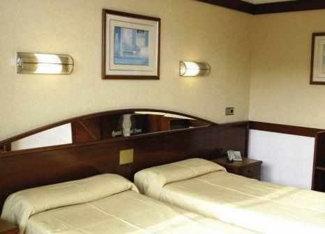 Hotelzimmer mit Tischtennis im HTOP Royal Sun