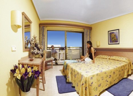Hotelzimmer mit Minigolf im Hotel Playasol Mare Nostrum