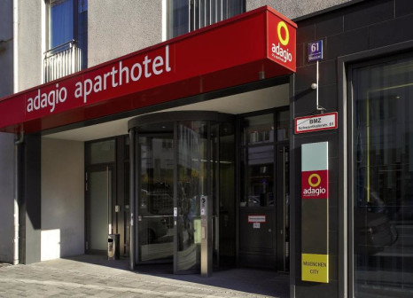 Aparthotel Adagio München City günstig bei weg.de buchen - Bild von 5vorFlug