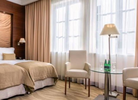 Hotelzimmer mit Massage im Radisson Blu Hotel Gdansk