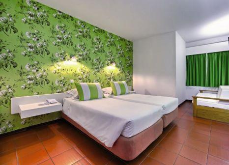 Hotelzimmer mit Tischtennis im Praia Dourada