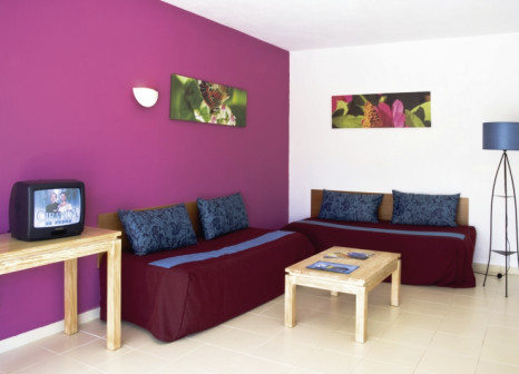 Hotelzimmer mit Mountainbike im Natura Algarve Club