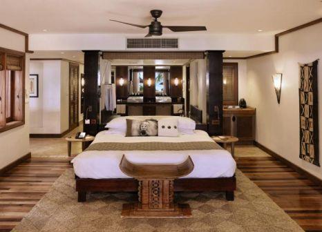 Hotelzimmer mit Volleyball im Heritage Awali Golf & Spa Resort