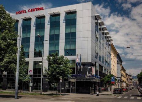 Hotel Central Zagreb günstig bei weg.de buchen - Bild von 5vorFlug