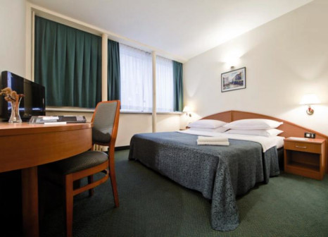Hotel Central Zagreb in Zagreb & Umgebung - Bild von 5vorFlug