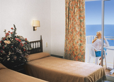 Hotelzimmer mit Volleyball im Hotel Ibersol Sorra d'Or