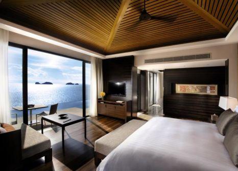 Hotelzimmer mit Fitness im Conrad Koh Samui
