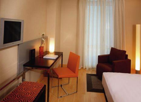Hotelzimmer mit Clubs im Hotel ILUNION Auditori