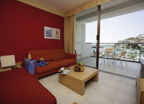 Hotelzimmer mit Tennis im Morasol Suites