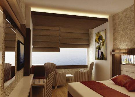 Hotelzimmer mit Tischtennis im Antalya Hotel