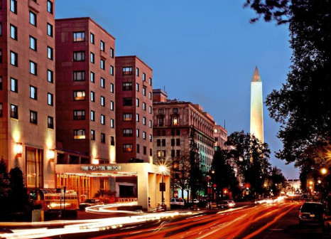 Hotel The Capital Hilton in District of Columbia - Bild von 5vorFlug