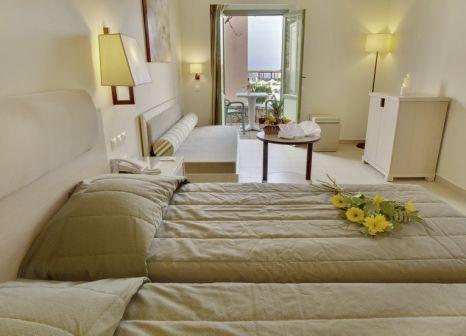 Hotelzimmer mit Mountainbike im Silva Beach