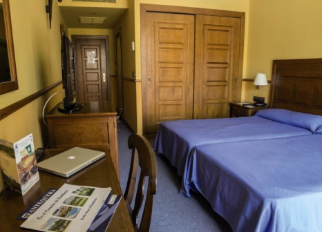Hotelzimmer mit Golf im Hotel Antequera by Checkin