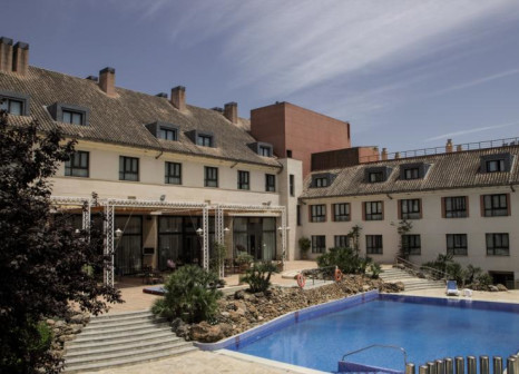 Hotel Antequera by Checkin günstig bei weg.de buchen - Bild von 5vorFlug